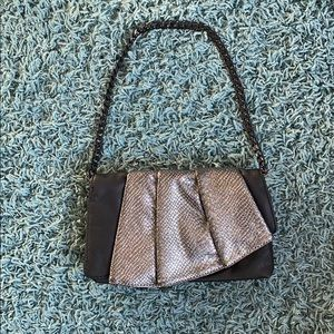 Vintage Sondra Roberts Squared Handbag